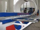 CNC HDPE/PP/PVC/PVDF 장 용접 합동 기계