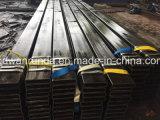 Uso de acero rectangular del tubo en la maquinaria (Q235B, SS400, S235JR, Q345B, S355JR, A500 GR. B)
