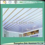 Soffitto del metallo della striscia dell'alluminio 135u-Shaped di modo