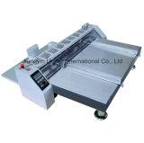 Máquina de arrumação de papel elétrico rotativo para alimentação manual Yh660