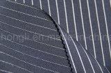 Filato tinto, tessuto a strisce di T/R, 65%Polyester 32%Rayon 3%Spandex, 250GSM