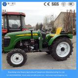 Reso in Cina mini trattore agricolo/giardino/azienda agricola/prato inglese/compatto/diesel/rotella 4WD 40HP