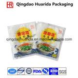 Мешок еды Transaprent качества еды пластичный сделанный PE/Pet