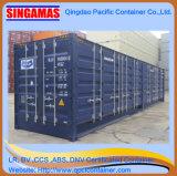 40 pieds de conteneur grand ouvert latéral du cube le de haut