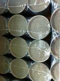 Marmitta catalitica del substrato metallico del substrato del favo del metallo di buona prestazione