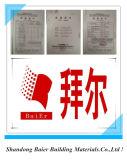 종이에 의하여 직면된 (고약 벽) /PVC는 석고 또는 천장 석고 보드를 박판으로 만들었다