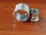 Raccordo per tubi in acciaio inox DIN2999, nipplo filettato dal tubo
