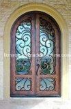 صنع وفقا لطلب الزّبون حجم جبهة مدخل [ورووغت يرون] أبواب
