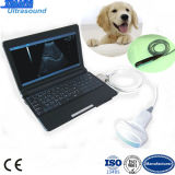 Palme Size Laptop Veterinary Ultrasound Scanner für Outdoor Use