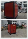 37kw Compressor van de Lucht van de Schroef van de Smeerolie van het water de Vrije voor Textielmachines