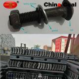 Stahlschiene Q235 materielle 12kg mit konkurrenzfähigem Preis