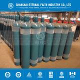 De naadloze Gasfles van de Waterstof van de Hoge druk van het Staal (GB5099/EN iso9809-1)