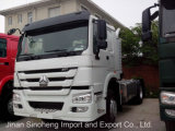 (CNHTC) Sinotruk 371HP HOWOのトラクターの大型トラック4X2/6X4