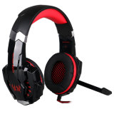 PS4のためのMICR LEDを用いる各G9000 3.5mm&USB Wired Stereo Gaming Headphone