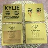Golden Package 9 cores Kyshadow sombra de olhos Pallette Matte Eye Shadow