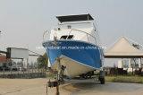 barco del aluminio de la cabina del Cuddy del 19FT