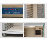 Pão industrial Proofer da capacidade grande de 2 portas com 256 bandejas