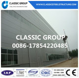 Os chineses manufaturam o armazém da construção de aço da grande extensão/construção de aço