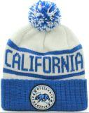 Chapeau tricoté par jacquard fait sur commande de broderie de connexion