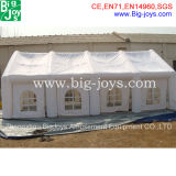 膨脹可能なテント、キャンプテント(001)