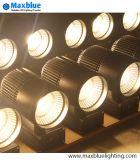 45W LED CREE COB+Philips LED Controlador de la luz de la vía/Pista iluminación con 5 años de garantía