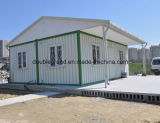 Installation facile Recycle Prefabricated House / Container House
