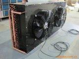 Finned Condensator van het Aluminium van de Buis van het Koper van de Koeling van de lucht de Koelere
