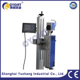 Máquina automática de marcação a laser para tubos de PVC / PPR / HDPE