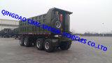 Remorque du tombereau Cimc 30ton dans le châssis courant de camion