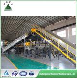 Sistema de reciclaje de Msw de la alta calidad