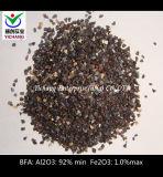 Al2O3: Oxyde van het Aluminium van 92% Min Bruine voor Schurende Media