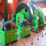 Alzamiento de cables múltiples de la devanadera de la mina de mineral de metal del carbón de la fricción