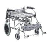 Cadeira de rodas de alumínio do transporte da cadeira de rodas (ALK863LAB)