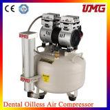 Venta caliente dental de bajo precio compresor de aire con secador