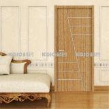 ВлагостойкnNs WPC сырцовое Material/PVC оборачивая дверь для прибрежных областей (KM-14)