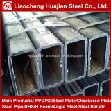 uso rettangolare del tubo d'acciaio di 200X50X8mm per fabbricazione della macchina