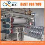 Feuille de plastique PVC Making Machine de l'extrudeuse