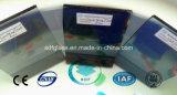 Glas van de Vlotter van de mist Grijs 6mm met Ce, ISO