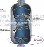 Ступицы из нержавеющей стали и Laterals жатки для фильтрации воды и масла