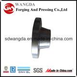 Flange da garganta da solda do aço de carbono Dn15-Dn2500
