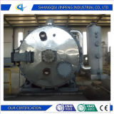 Batch Type 10 Tons Capacity Waste Rubber Recycling a Oil Energy Machine