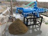 Позем скотин рециркулируя машину для органического удобрения