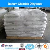 Le chlorure de baryum dihydraté (CAS 10326-27-9) n° :