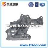 La lega di alluminio personalizzata la pressofusione del supporto della parte di motore
