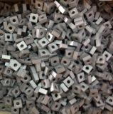 Zhuzhouからの標準外切断の挿入のための炭化タングステン