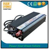 Inverseur d'énergie solaire de véhicule de C.C 12V/24V/48V d'UPS 1000W avec le chargeur