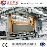 Ignifuger la machine concrète aérée stérilisée à l'autoclave de fabrication de brique de cendres volantes