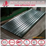 金属の屋根のGalvalumeによって電流を通される波形の鋼板