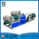 Shunfu refendage automatique de papier Kraft Rolling rembobinage de la machine de coupe