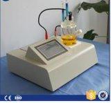 완전히 자동적인 휴대용 변압기 기름 습기 검사자
